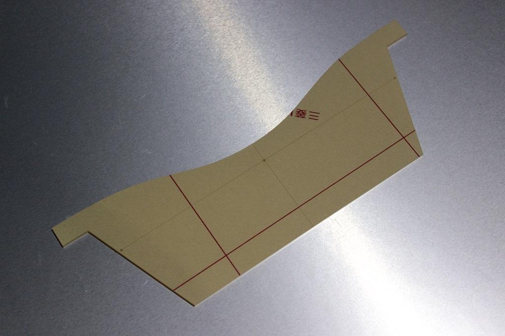 型紙カット