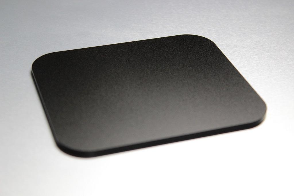 黒マット板
